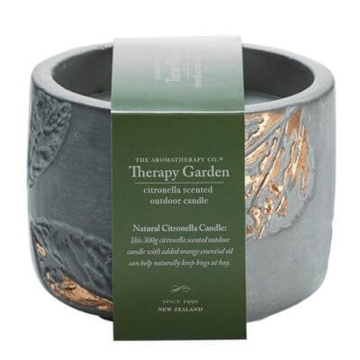 Therapy Garden Candle Citronella & Orange