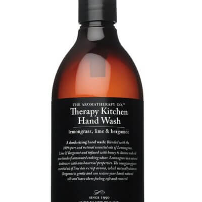 Therapy Kitchen Hand Wash Lemongrass, Lime & Bergamot
