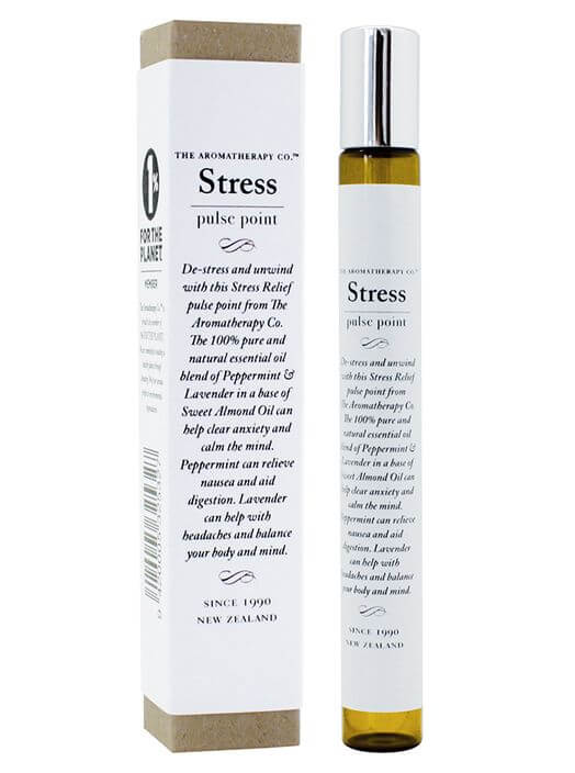Therapy Pulse Point Stress