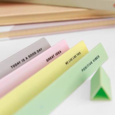 Positive pens