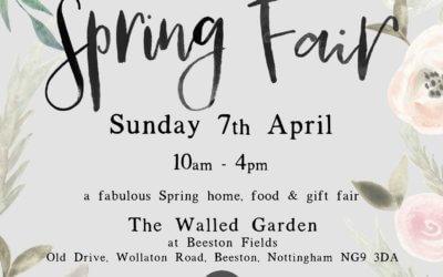 Spring Fair – Walled Garden Beeston