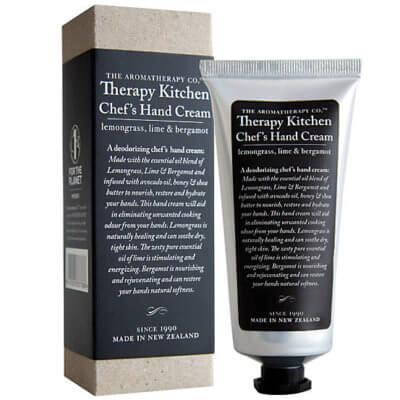 Therapy Kitchen Lemongrass Lime & Bergamot Hand Cream