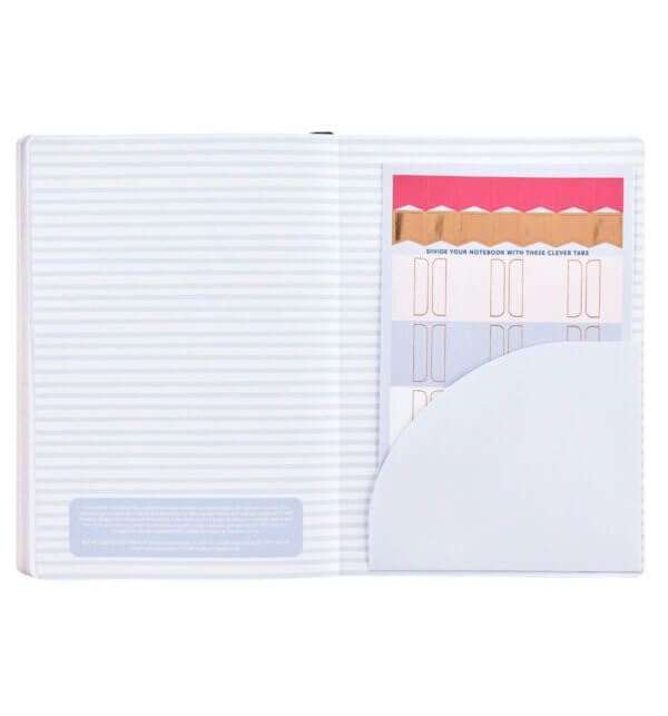 Busy Life Notebook - Spot A5