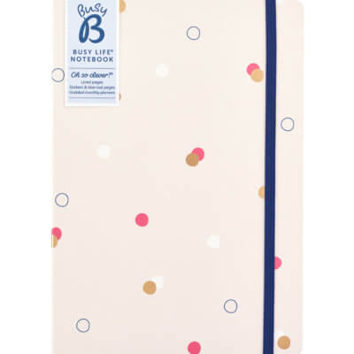 Busy Life Notebook - Spot A5