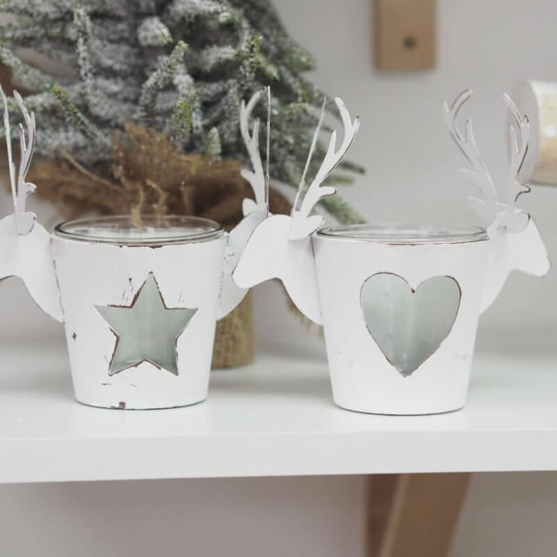 Reindeer Tea Lights