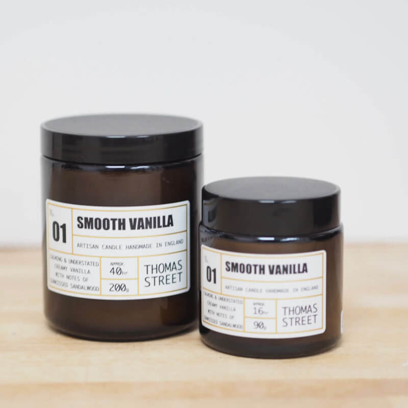Smooth Vanilla Candle