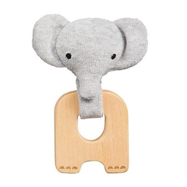 Organic Elephant Teether