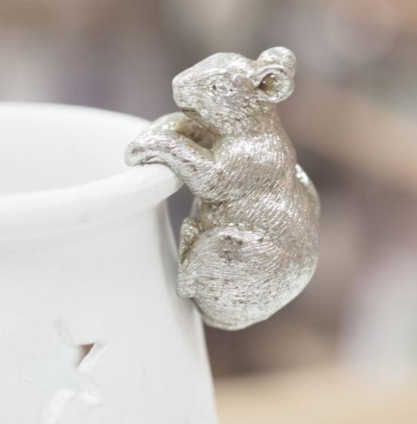 Mouse Pot Hanger