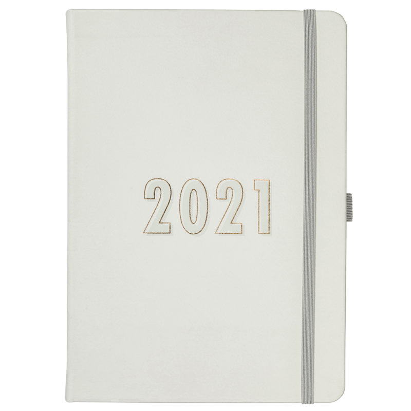 Perfect Planner 2021 Grey
