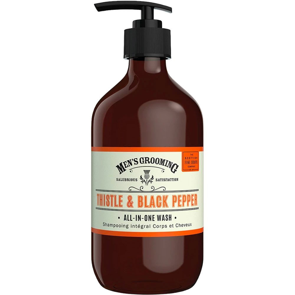 THISTLE & BLACK PEPPER ALL-IN-ONE WASH
