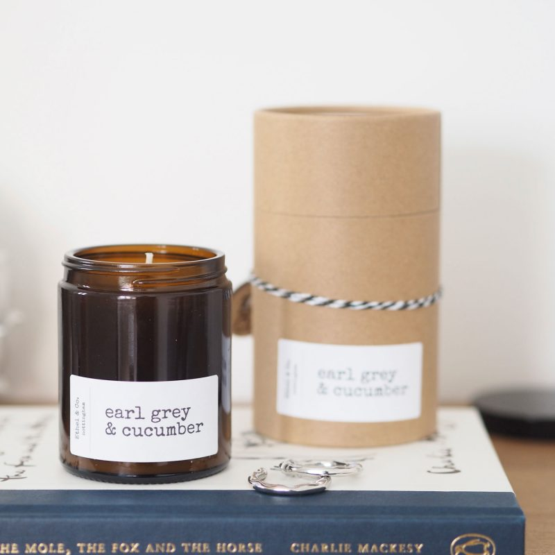Earl Grey & Cucumber Candle