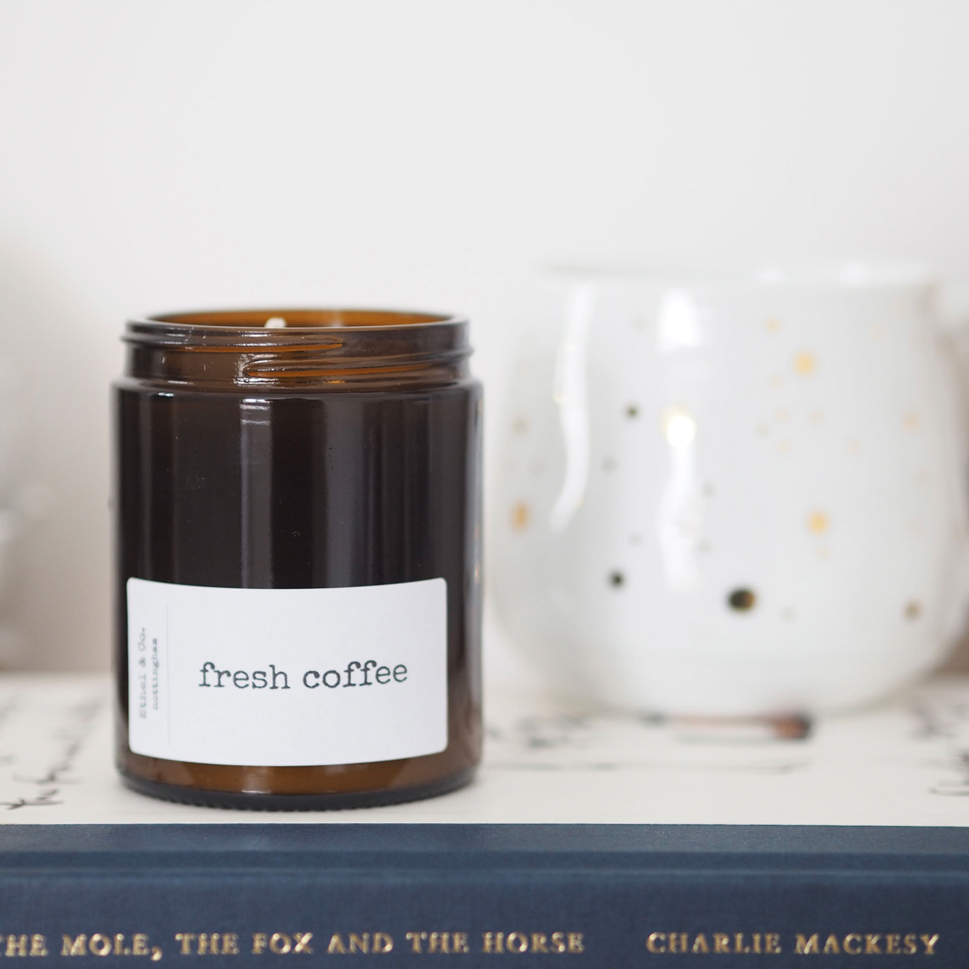 Fresh Coffee Candle