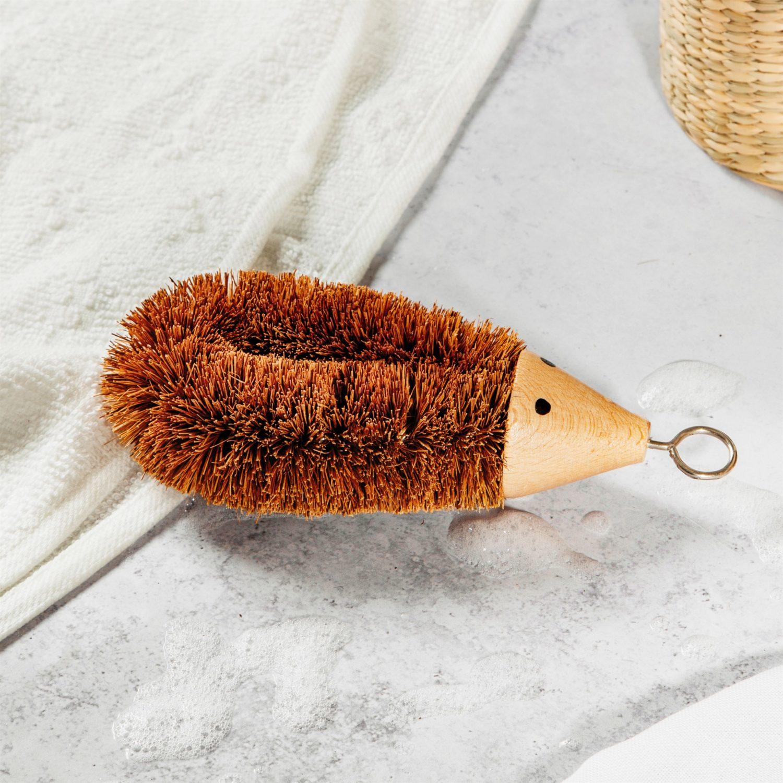 Hedgehog Washing Up Brush