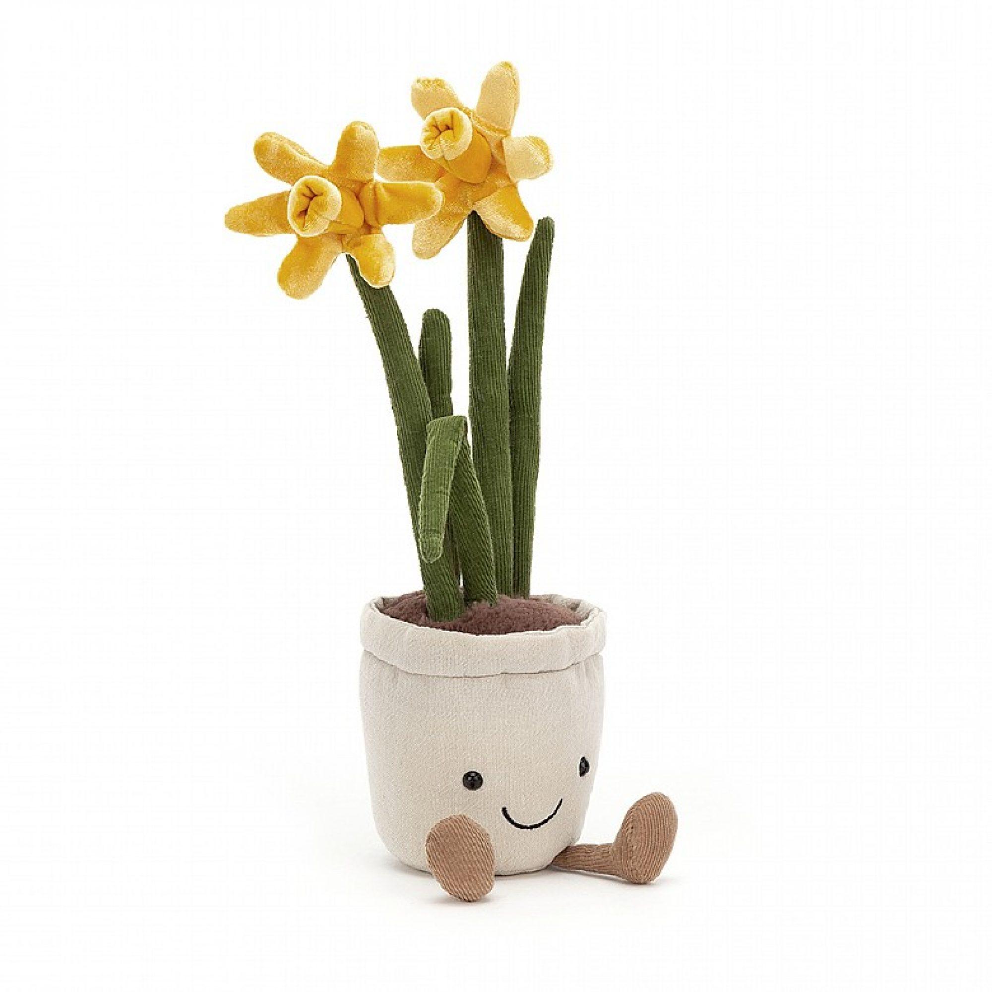 Jellycat Daffodil Pot