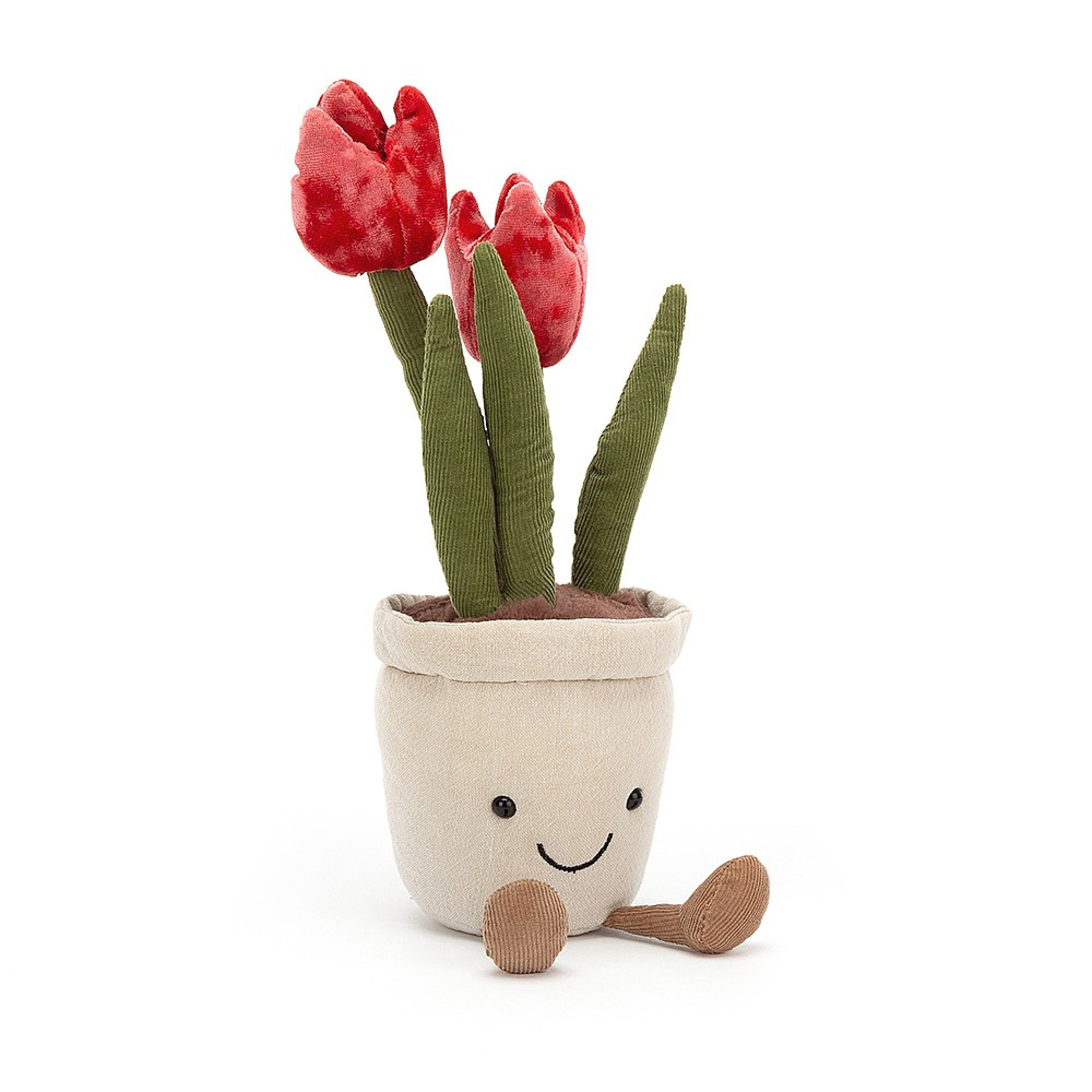 Jellycat Tulip Pot