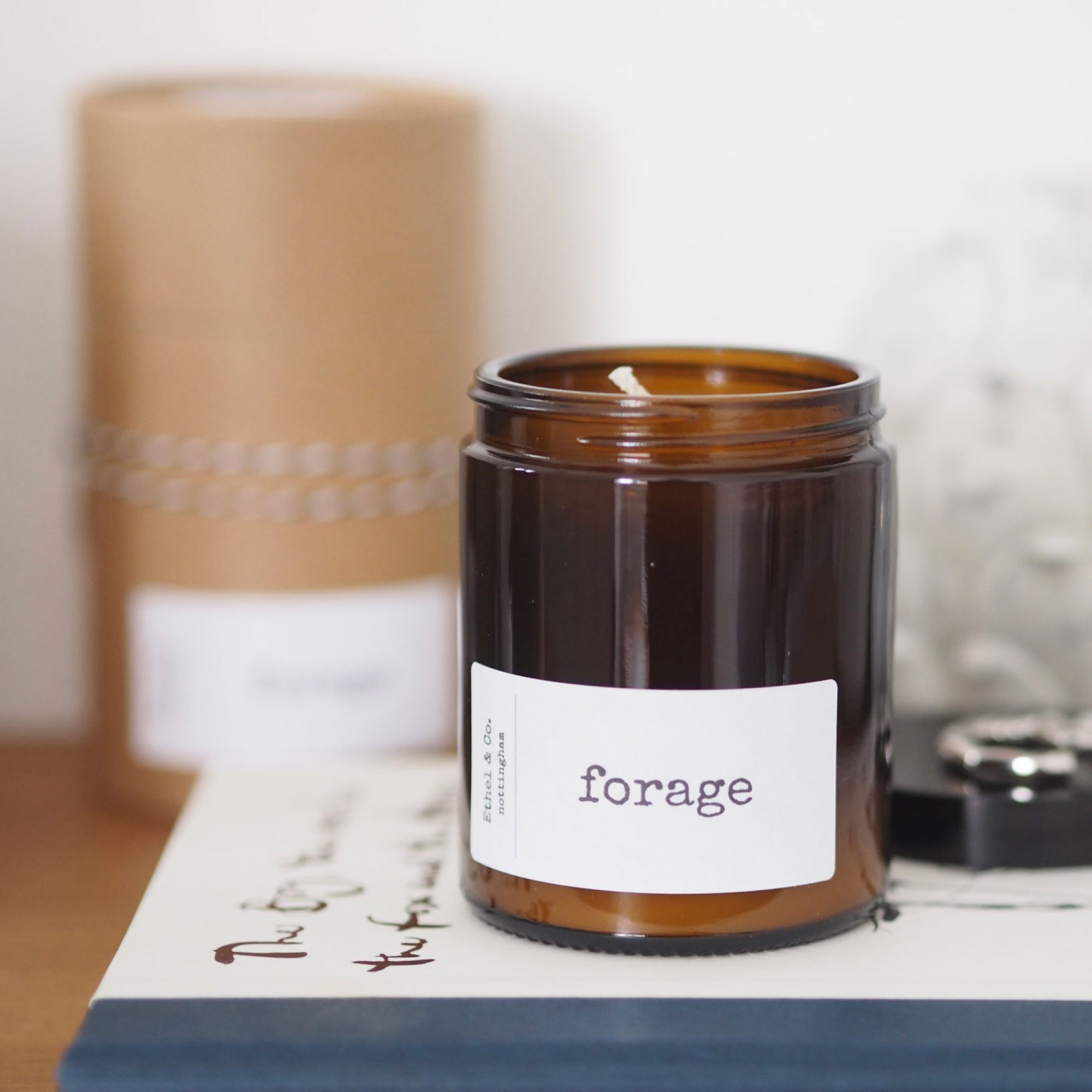 Forage - Springtime Candle