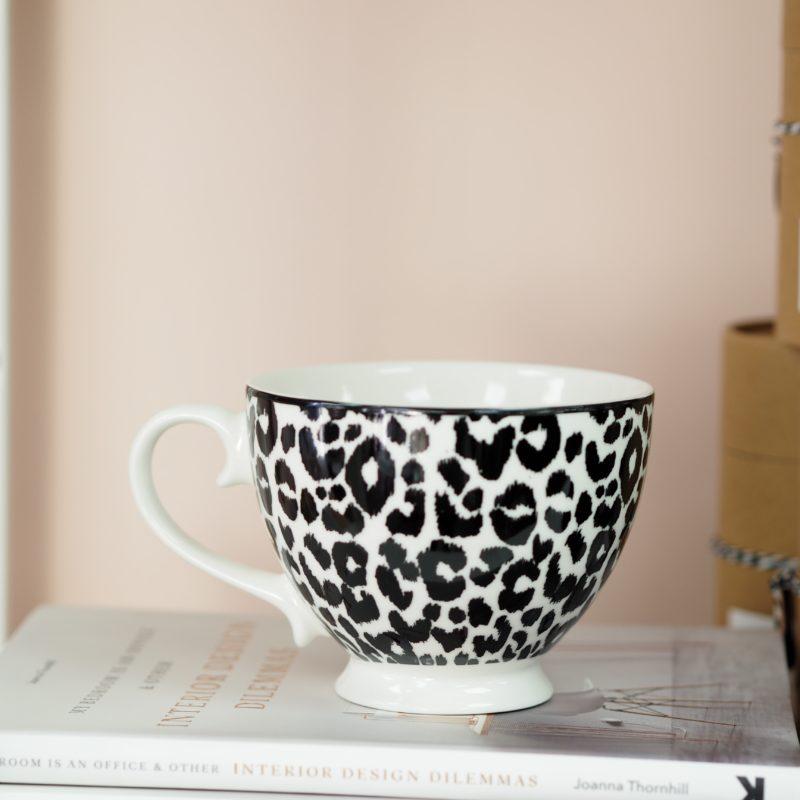 Leopard Print Luxe Mug
