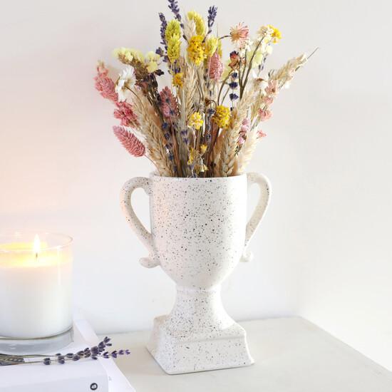 Ceramic Trophy Vase