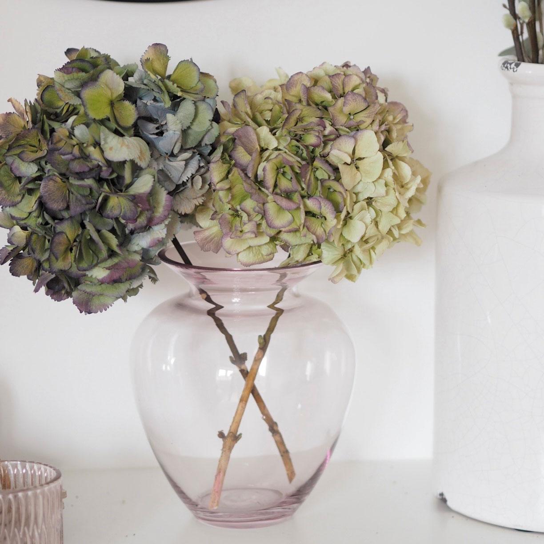 Blush Open Vase