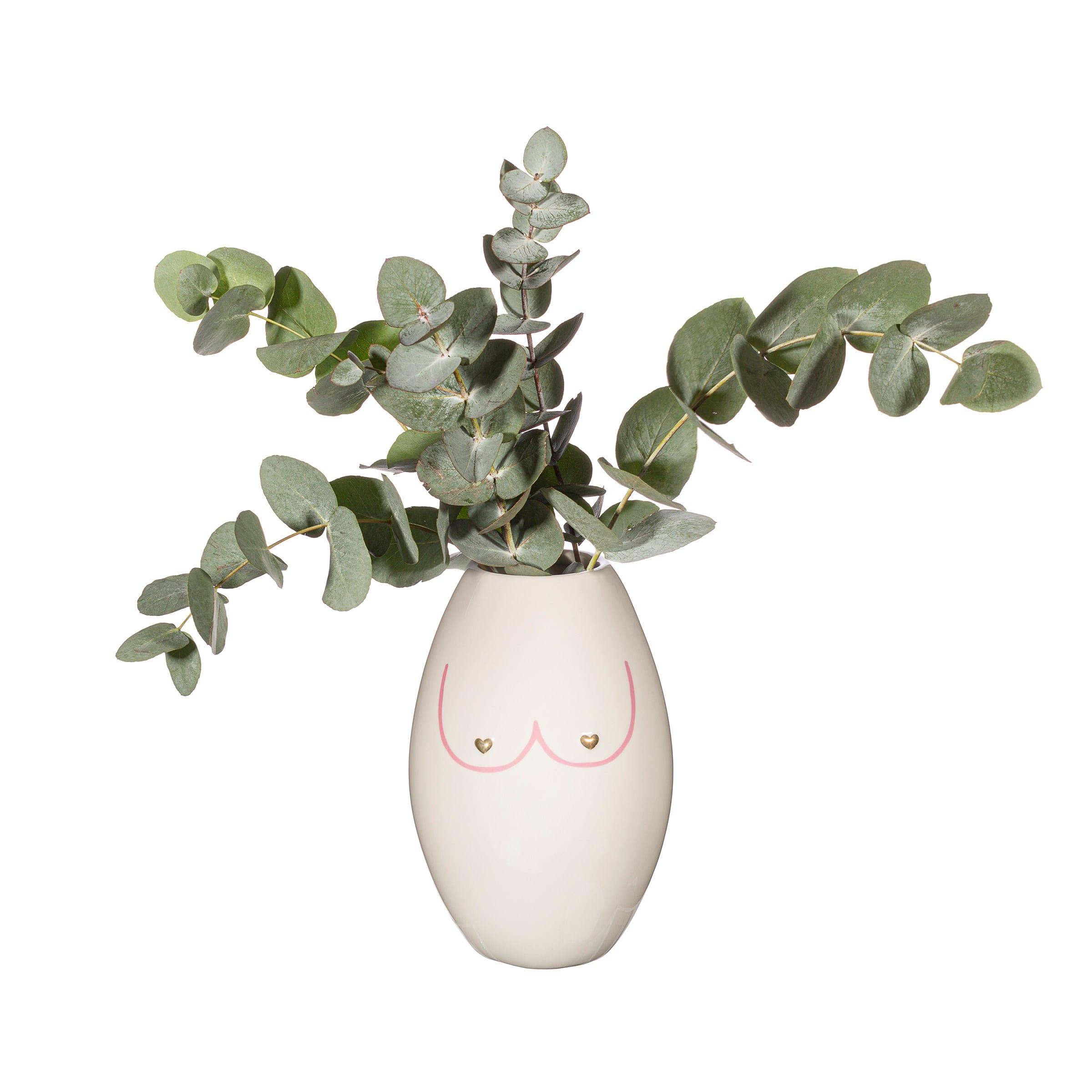 'Girl Power' Vase