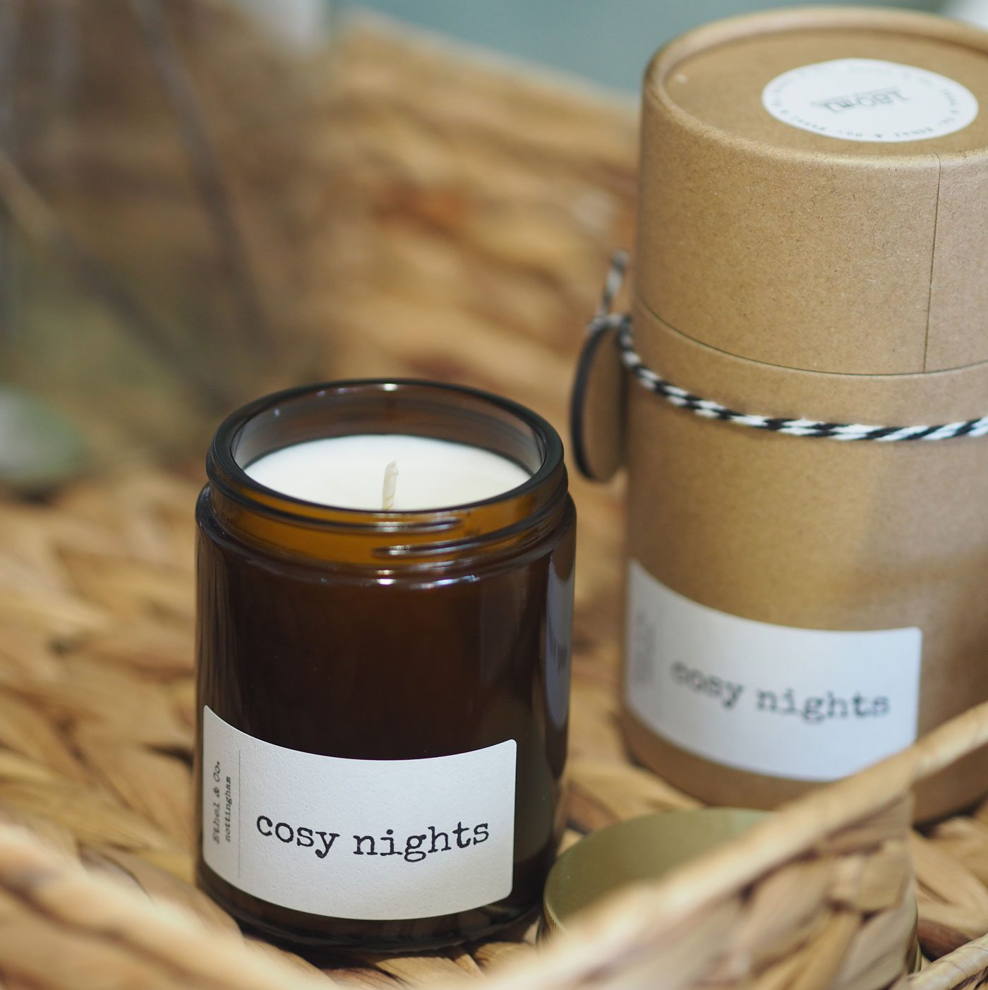 Cosy Nights Candle